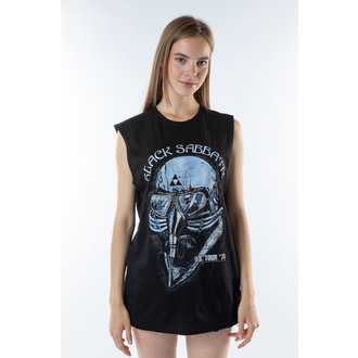Majica brez rokavov (unisex) Black Sabbath - AMPLIFIED, AMPLIFIED, Black Sabbath