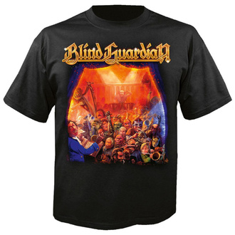 Moška metal majica Blind Guardian - A night at the opera - NUCLEAR BLAST, NUCLEAR BLAST, Blind Guardian
