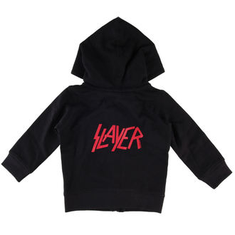 jopa s kapuco otroci Slayer - Logo - Metal-Kids, Metal-Kids, Slayer