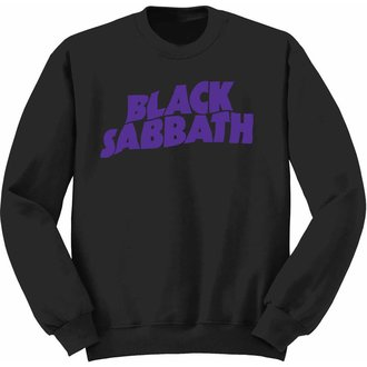 jopica (št pokrov) otroci Black Sabbath - Wavy Logo - ROCK OFF, ROCK OFF, Black Sabbath