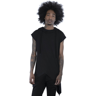Unisex top KILLSTAR - Belial Longline, KILLSTAR